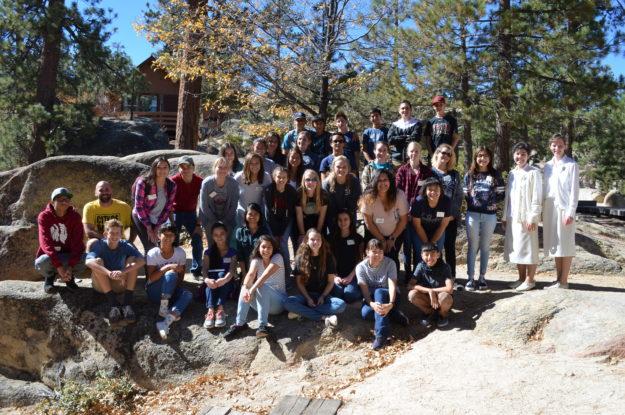 Sacred Heart Teen Retreat 2017